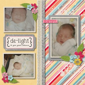 Carly's baby Book - Page 007
